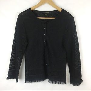 Grace Dane  Lewis petite silk sweater